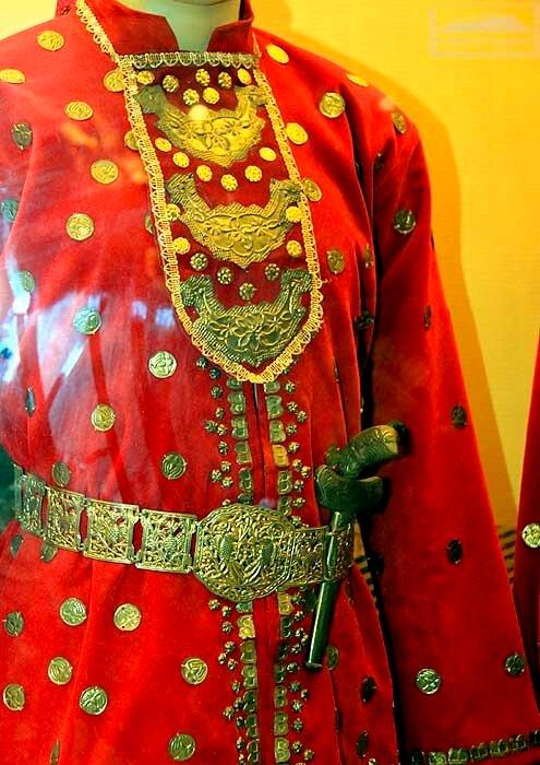 Свадебный костюм - Бенкулу