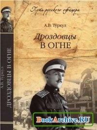 Книга Дроздовцы в огне