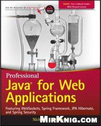Книга Professional Java for Web Applications