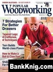 Книга Коллектив авторов - Popular Woodworking Февраль 2009 pdf 18Мб
