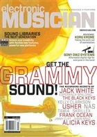 Журнал Electronic Musician №3 (март), 2013 / US