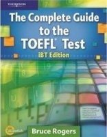 Аудиокнига The Complete Guide to the TOEFL Test iBT 2007 Edition (Books - paperback, keys, audioskripts, AudioCD's, CDROM) pdf, iso, mp3 (mpeg-1 layer 3, 44100hz, 138 kb/s tot , joint stereo) в архиве rar  905,31Мб