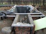 Устройство погреба внутри фундамента из винтовых свай 5.JPG