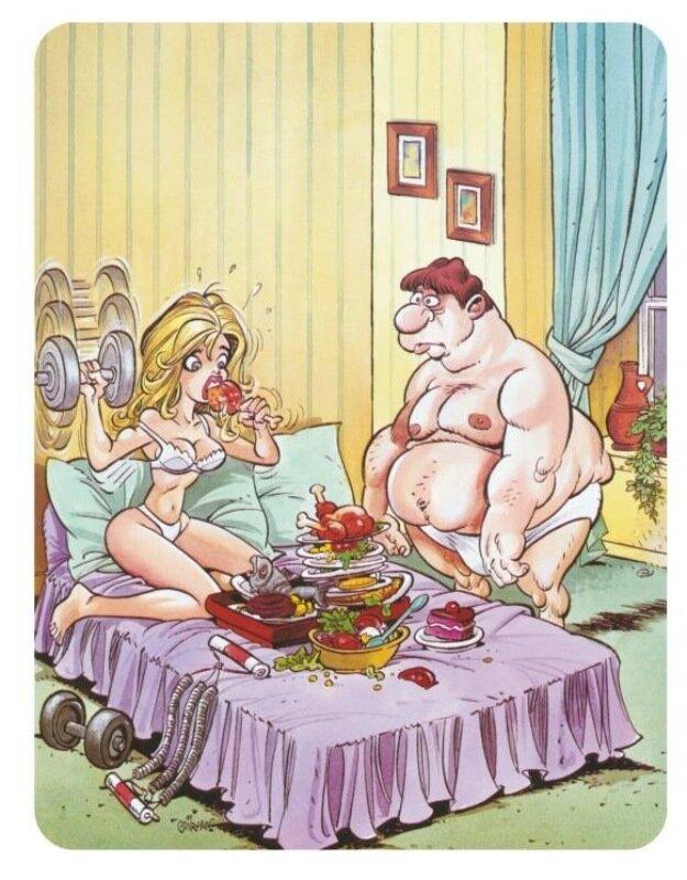 Смешные эротические картинки любопытно