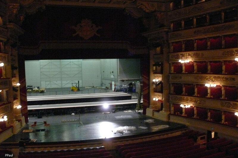 Театр Ла Скала и его Музей
