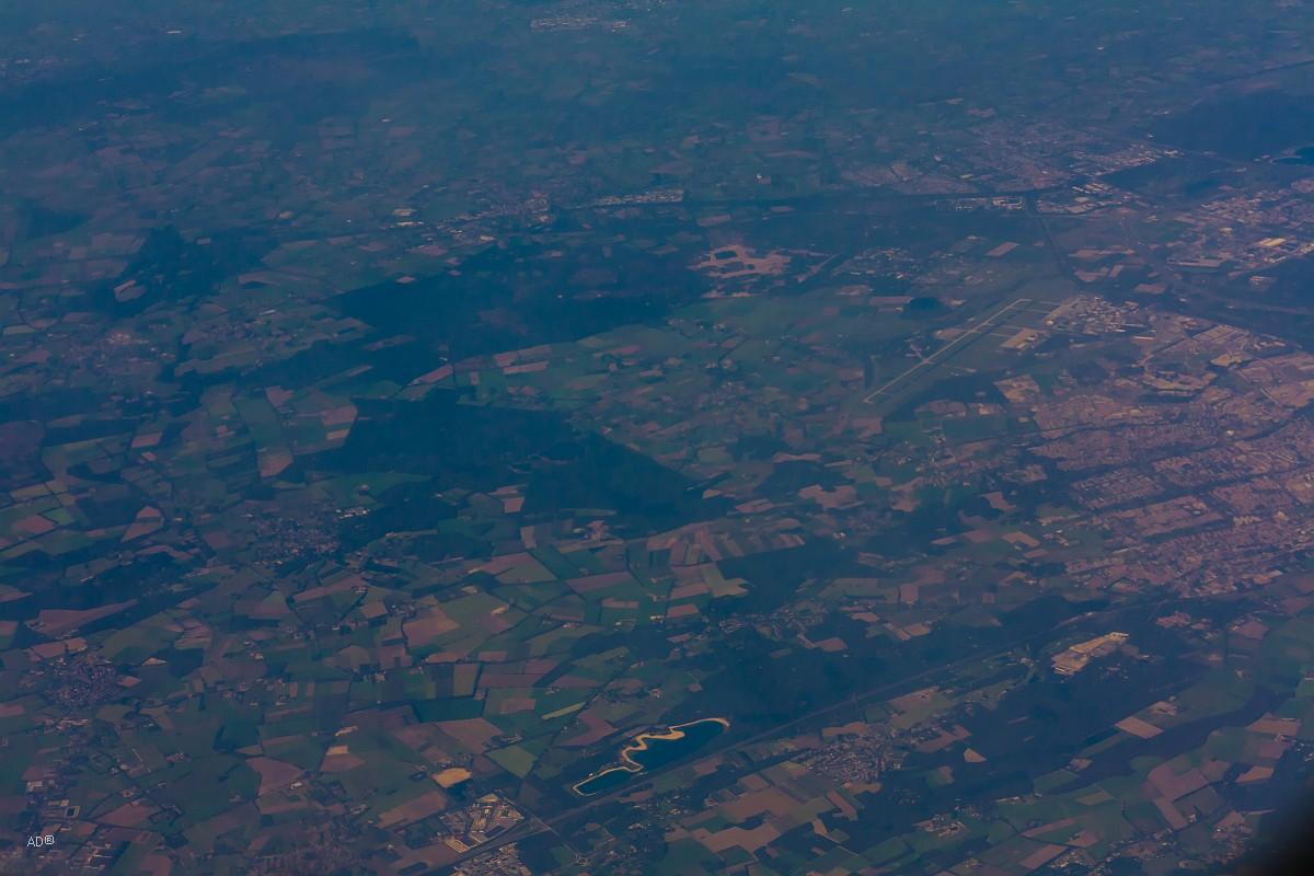 Авиаперелет Москва-Франкфурт-Вашингтон