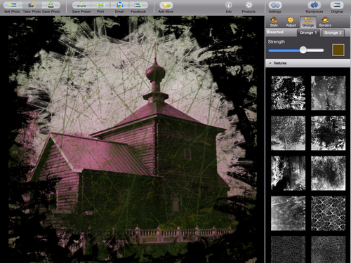 Grungetastic HD - рабочий скриншот