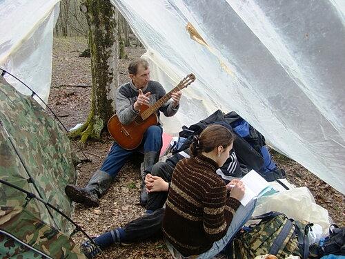 Фотограф Виктор Шалтаев, март 2008, горы, фотографии моих друзей