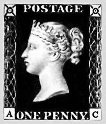 первые марки