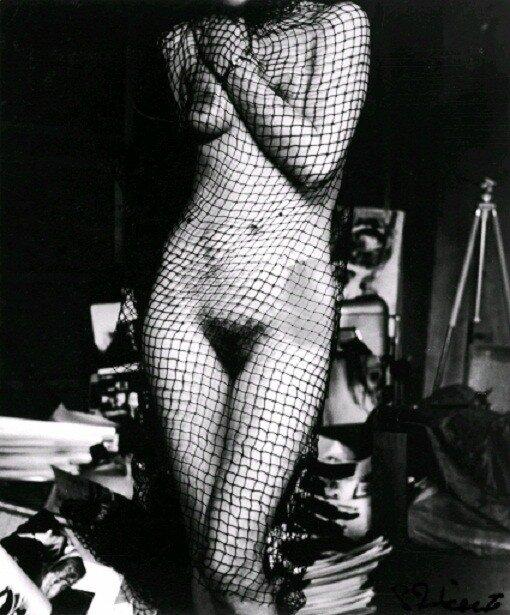 Gerard Petrus Fieret - Nude, ca. 1970