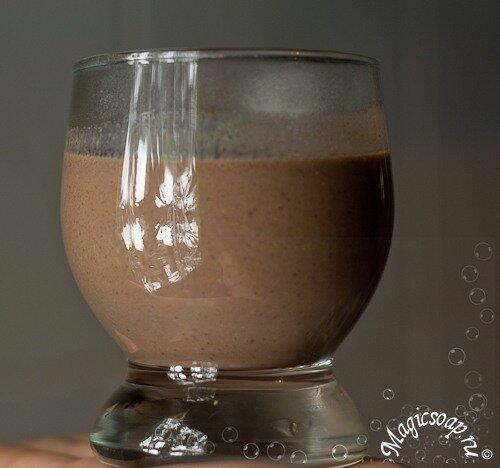 Шоколадное тепло (совсем не про мыло :)