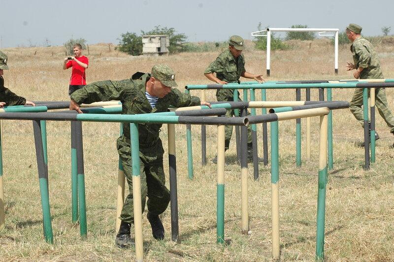18-я мотострелковая бригада. Условия службы