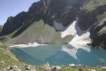 Домбай. Азгекские озера