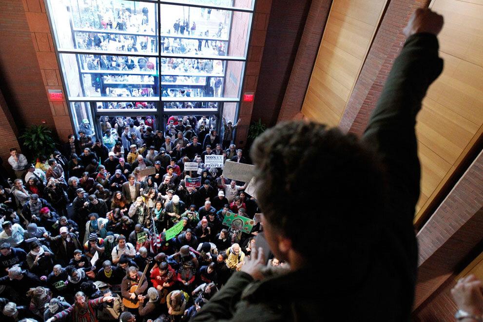 Wall Street Protest Philadelphia