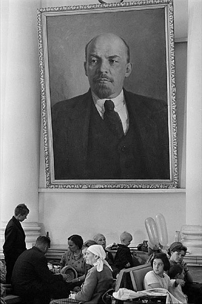 USSR. Russia. 1965.Constantine Manos