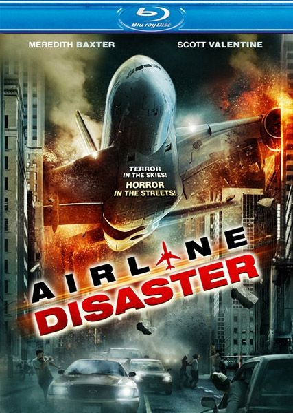 Крушение / Airline Disaster (2010/DVD5/HDRip/1400Mb)
