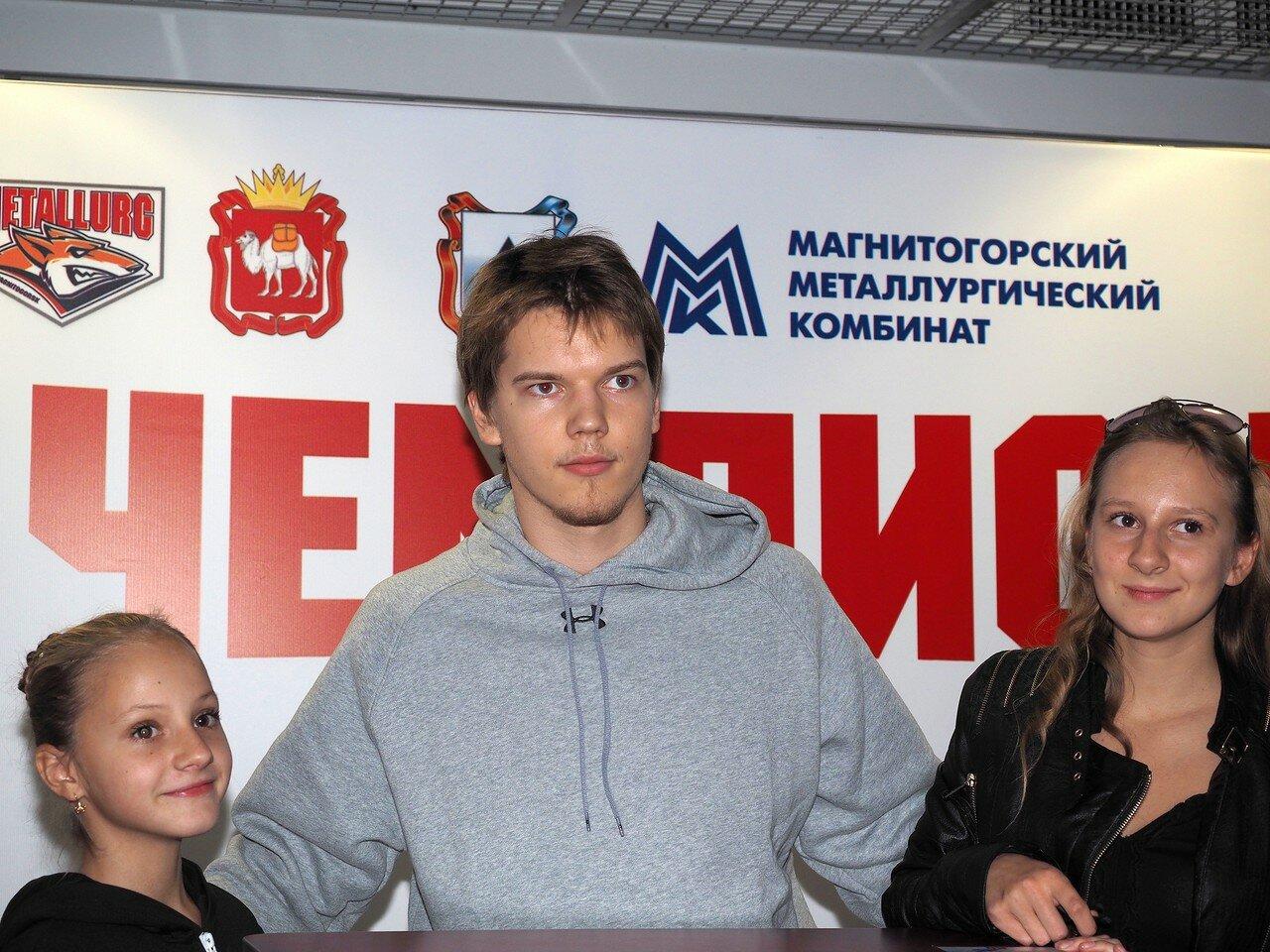 46Металлург - Сибирь 18.09.2015