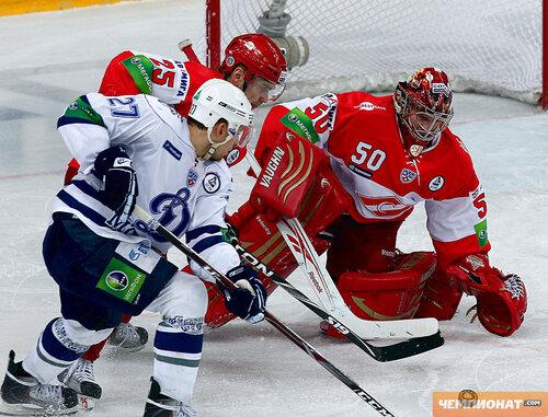 Спартак - Динамо 1-7 17-10-2011