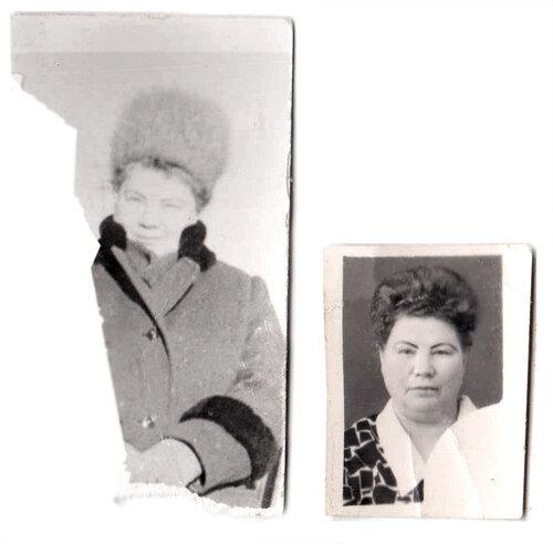 Екатерина Ивановна Кленова, дочь священника Иоанна Кленова.