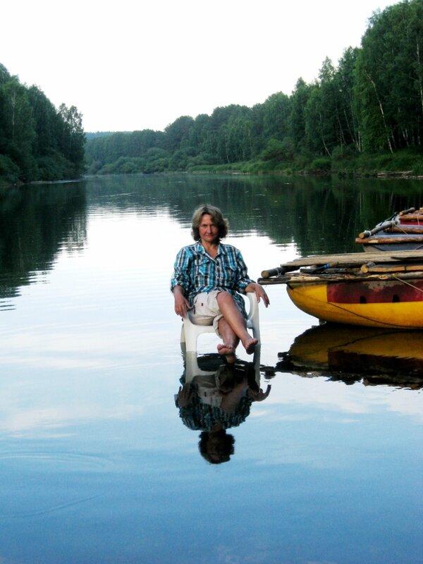 рыбалка и сплав по реке чусовая