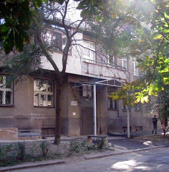 Дом Табачникив-вход