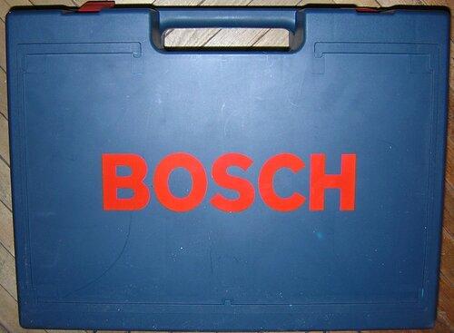 Bosch GFS 350 E — кейс