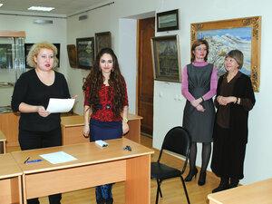 Конкурс чтецов «Поэзия Орловщины» 27.02.2015г.