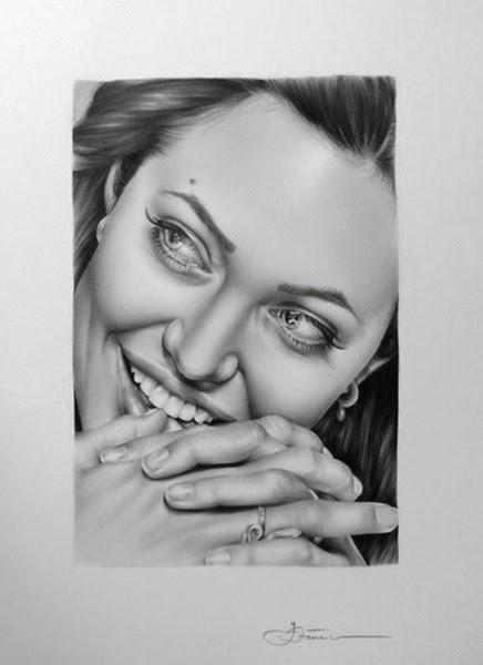 Илеана Хантер: Реалистичные карандашные рисунки 0 12d1c5 fabf560f orig