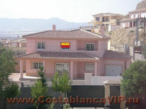 вилла в Испании, дом в Испании, Вилла в Busot, вилла в Бусоте, вилла от застройщика, дом от застройщика, недвижимость в Испании, Коста Бланка, CostablancaVIP