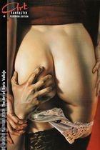 Журнал Art Fantastix Platinum Edition №3. The Art of Boris Vallejo
