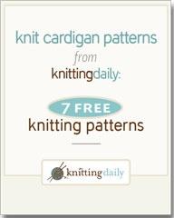 Книга Knit Cardigan Patterns: 7 Free Knitting Patterns