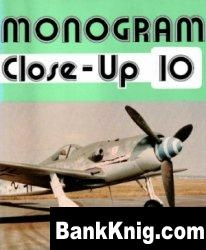 Fw 190 D (Monogram Close-Up 10) pdf в rar 8,02Мб