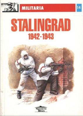 Книга Stalingrad 1942-1943