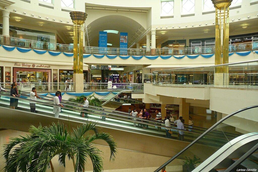 Торговый центр Deira City Centre (2).