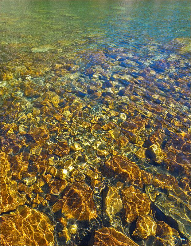 Ергаки - чистая вода