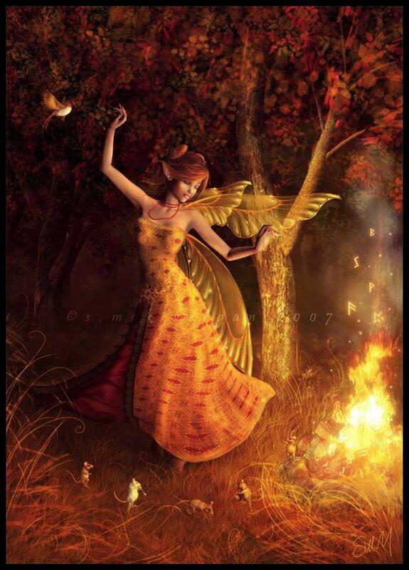 Колыбель Мечты Осенней