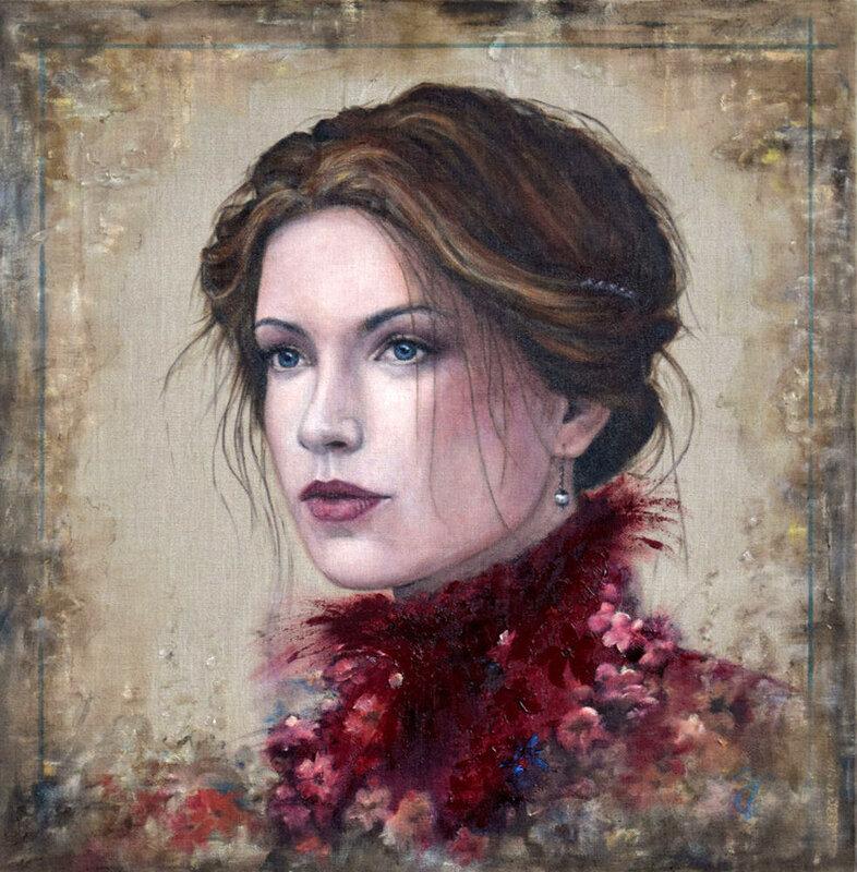 Elisabeth Visser. Образ из прошлого