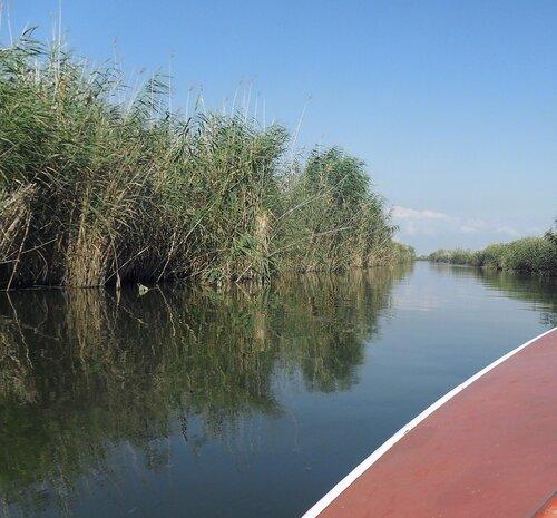 На яхте по водной дороге