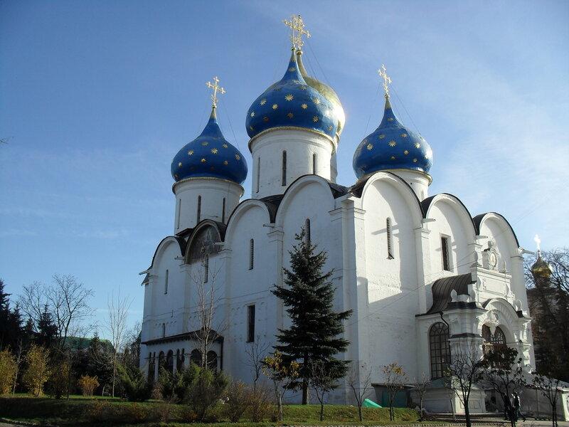 Успенский собор. Свято-Троицкая Сергиева Лавра 030.JPG