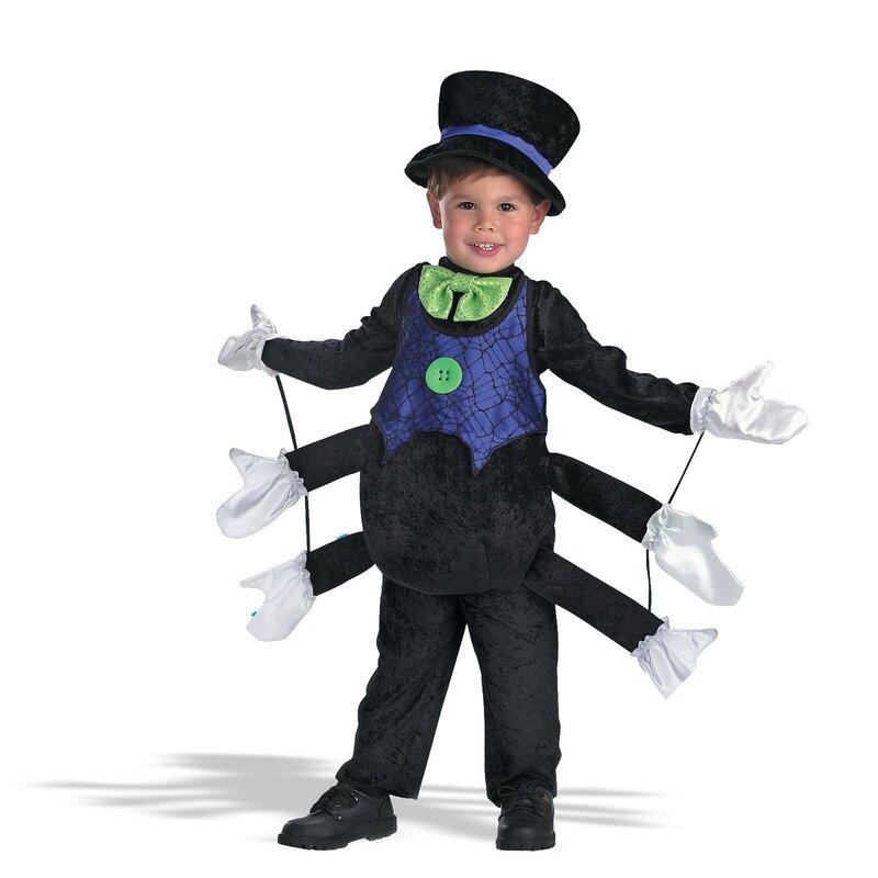 Новогодний костюм для мальчиков своими руками 8