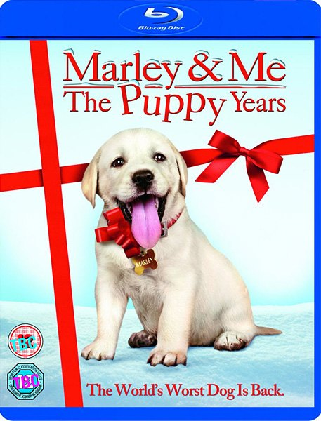 ����� � � 2 / Marley & Me: The Puppy Years (2011/DVD9/HDRip/BDRip/720p)