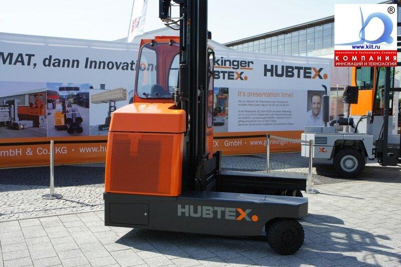 Продажа многоходовых дизельных погрузчиков HUBTEX