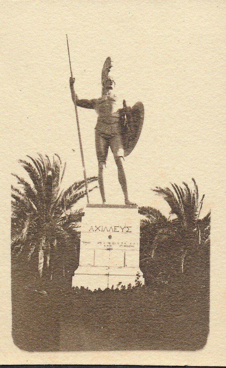 27. Дворцовый парк в годы Первой Мировой войны