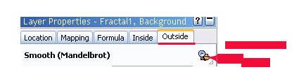 Создание фракталов в программе Ultra Fractal