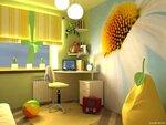 дизайн детской комнаты (62)