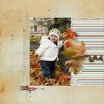 рисуя осень