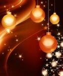 рождественские фоны и орнамент (8)
