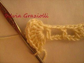 вязание крючком, мастер-класс