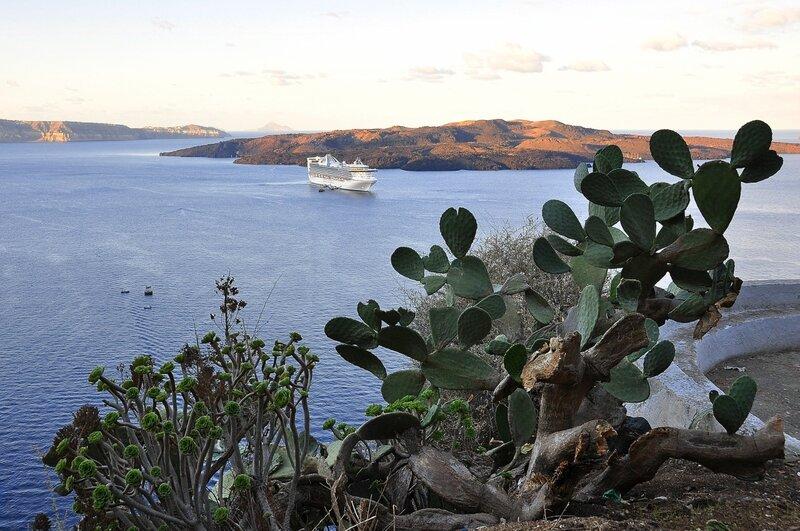 Санторини: остров-сказка, остров-мечта