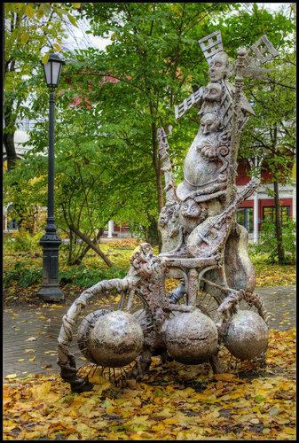 Измайловский сад.